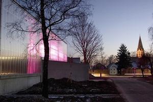 Energiezentrale Kloster St. Ottilien,  Atelier Lüps, Schondorf<br />