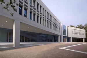 Anerkennung: Neubau Seminargebäude der Universität zu Köln (Architekt: Prof. Paul Böhm; Bauherren: Universität zu Köln)