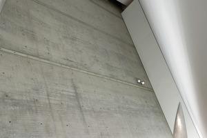 Die hohen und gleichzeitig geneigten Wände wurden vor allem bei der Verspachtelung zur großen Herausforderung<br />