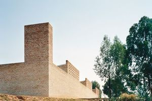 Sonderpreis: Education Center Nyanza, Ruanda (2010), Architekten: Dominikus Stark Architekten, München