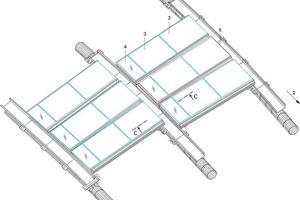 Isometrie Solarpaneel, o. M.<br />