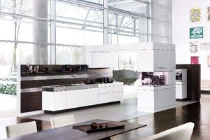 Hadi Teherani entwarf die Küche für Poggenpohl