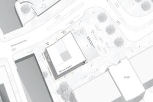 2. Preis: Grüntuch Ernst, Berlin, Lageplan