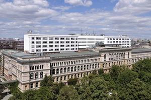 Hauptgebäude TU Berlin. Wer dahin will, sollte sich sofort bewerben
