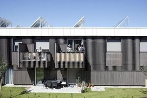 """Gewinner des Europäischen Architekturpreises """"Energie + Architektur"""" sind bogevischs buero architekten und stadtplaner, München, mit """"E% – energieeffizienter Wohnungsbau Hollerstauden in Ingolstadt"""