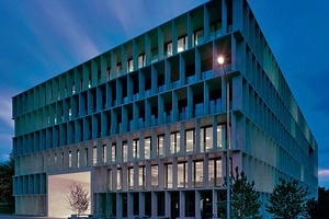 E-science Lab von Baumschlager Eberle: Gewinner des Deutschen Naturstein-Preises 2013