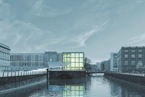 2. Preis: Kaspar Kraemer Architekten, Köln, ... verdeckt nichts?! (mit Darstellung der Einheitsschale ... Florian Mausbach)