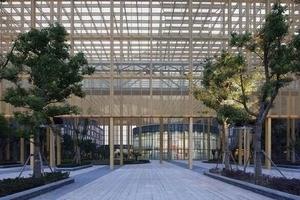 ADMINSTRATION CENTER OF BIOLOGICAL OFFICE PARK SUZHOU  Architekten: WSP architects