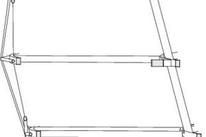 Fassadenschnitt AA, M 1:200