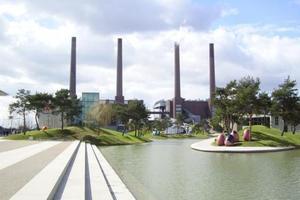 Freizeitpark Autostadt Wolfsburg