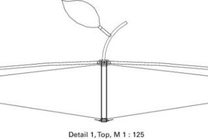 Detail 1 Top, M 1:125