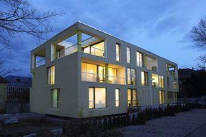 Mehrfamilienhaus Baugruppe StadtHaus Landau