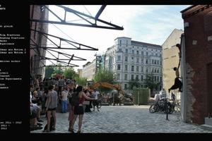 Webpage des Instituts für Raumexperimente in Berlin<br />