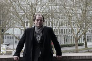 Am Kongress-Rand: Klaus Bollinger im Interview ...<br />