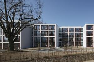 Mehrgenerationenhaus Marienheim, 1. Bauabschnitt Pflegeheim, Geisenheim / waechter architekten bda