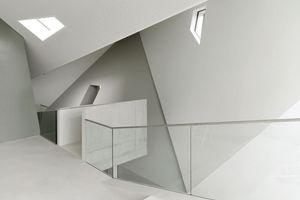 Endstation Treppe: Unterdachlandschaft