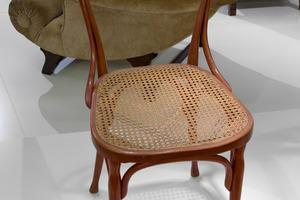 Stuhl aus dem Cafe Museum von J. & J. Kohn, 1899
