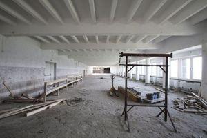 Hier soll einmal die Ausstellung Naturpark Eifel untergebracht werden
