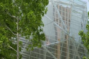 Im Pavillon von Snohetta: WTC-Reste, ausgestellt<br /><br />