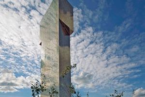 Vorbild für den Hochhausentwurf von Wingårdh war der John Hancock Tower in Boston von Henry N.Cobb. Mit ihm hat der Victoria Tower das Parallelogramm als Grundriss (aber nur für den Turmschaft) und die Glasfassade gemein