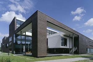 Elbcampus Kompetenzzentrum Handwerkskammer Harburg - PFP Architekten