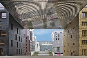 Büro-und Wohngebäude Le Monolithe in Lyon, 2010<br />