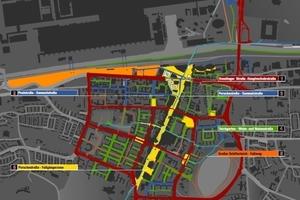 Straßenkategorien, Lichtquantitäten (Ausschnitt)