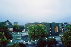 Nahe am Neumarkt: das neue Kulturzentrum in Köln<br />