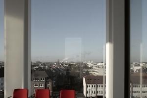Die Turmlaterne ist ein exklusiver Ort für entsprechende Veranstaltungen hoch über der Stadt Hamm mit Blick auf Industrie und naheliegende, innerstädtische Brachen