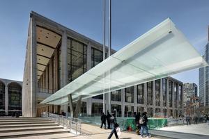 Lincoln Center, New York City, 2009; Architekten: Diller Scofidio, Renfro Architects, New York City<br />