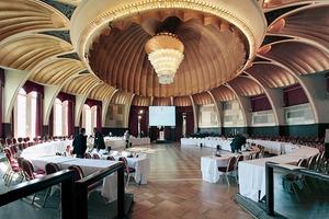 """In dem wunderbaren """"Rheingoldsaal"""" ging es um Schönheit und andere Dinge, die Stadt betreffend"""