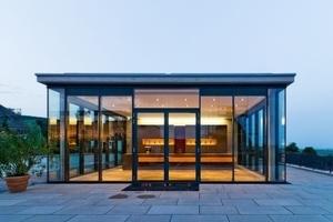 Kellerei der Hessischen Staatsweingüter in Eltville - Friess + Moster Architekten, Neustadt / Weinstraße