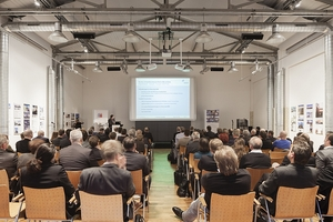 Pflichttermin für Fassaden-Profis: Der 15. Deutsche Fassadentag fand im DAZ (Deutsches Architekturzentrum) in Berlin statt.