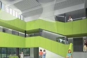 Science College Overbach – Hahn Helten Generalplaner GmbH