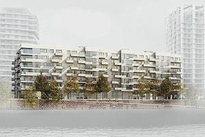 Entwurf LRW Architekten und Stadtplaner PartG mbB