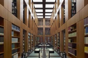 Ausgezeichnet: Folkwang Bibliothek Architekten: Max Dudler, Berlin
