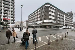 Hinter historischer Fassade ganz neu: Hans-Sachs-Haus, Gelsenkirchen