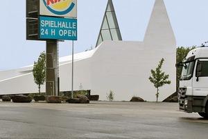 Kirche am Autohof: Rastplatz für die Seele