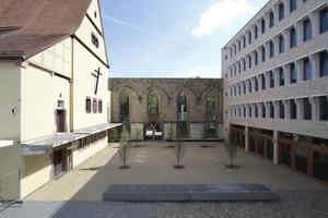 Gestaltungspreis 2014: an LRO, Stuttgart, für den Neubau des Hospitalhofes