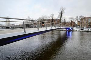 Tullhus Brücke, Norrköping/Schweden - Erik Andersson Architects, Stockholm
