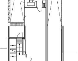 Grundriss Erdgeschoss, M 1:333 <sup>1</sup>/3
