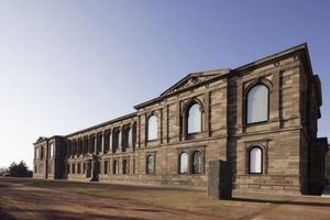 Neue Galerie, Kassel, Ansicht Südfassade