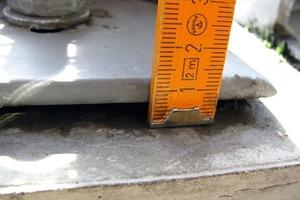 Bild4: Spalt zwischen Stahlbeton und Untergurt<br />