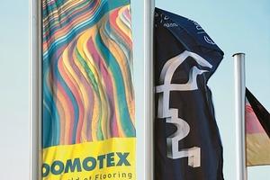 DOMOTEX 2013 in Hannover<br />