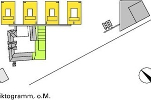 Pictogramm Wohnhaus<br />