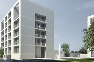Stadthaus - David Chipperfield Architects, Berlin/London