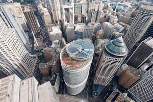Finalist: 1 Bligh Street, Sydney Architekten: ingenhoven architects + Architectus - Christoph Ingenhoven, Düsseldorf; Ray Brown, Architectus, Sydney