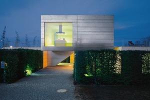 Das Haus der Gegenwart ist ein experimentelles prototypisches Wohngebäude, 2005<br />