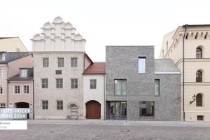 """Winner Silver in der Kategorie """"Öffentliche Bauten, Sport und Freizeit"""": Projekt Erweiterung Melanchthonhaus Wittenberg, Lutherstadt Wittenberg von Dietzsch & Weber Architekten BDA, Halle"""