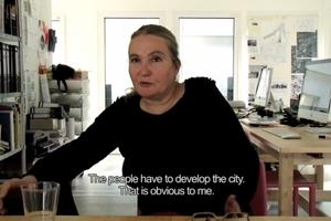 Ebenfalls direkt betroffen: Sabine Voggenreiter, Initiatorin von Passagen und plan und und ...